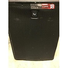Electro-Voice Elx18p Powered Subwoofer