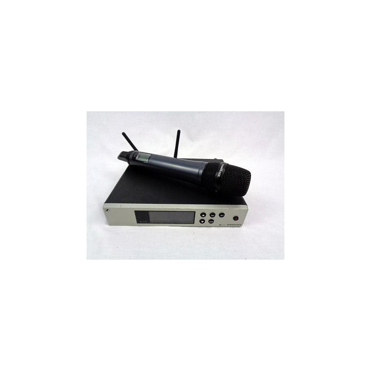 Sennheiser Em 100 G4 Handheld Wireless System