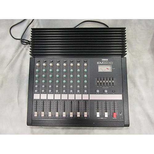 Yamaha Em1800 Powered Mixer