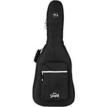 Seagull Embroidered Logo Guitar Gig Bag Level 1 Black Dreadnought