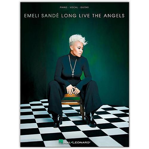 Hal Leonard Emeli Sande - Long Live the Angels P/V/G Piano/Vocal/Guitar