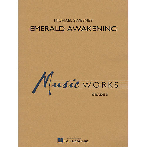 Hal Leonard Emerald Awakening - Music Works Series Grade 3
