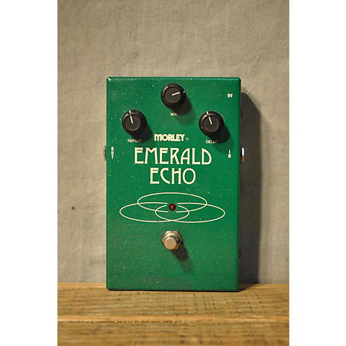 Morley Emerald Echo Effect Pedal