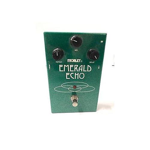 Morley Emerald Echo Effect Pedal