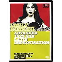 Hot Licks Emily Remler Advanced Jazz and Latin Improvisation DVD