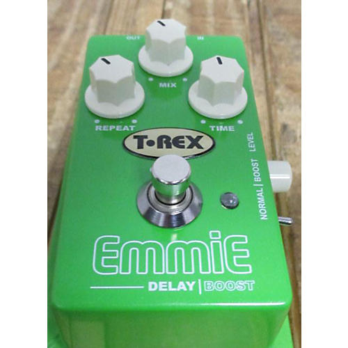 T-Rex Engineering Emmie Delay & Boost Effect Pedal