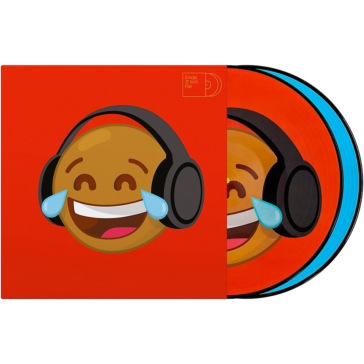SERATO Emoji #4 Thinking/Crying 12