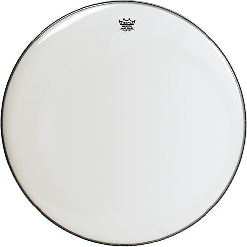 Remo Emperor Smooth White Bass Drum Head