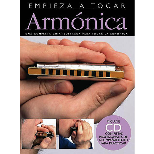 Music Sales Empieza A Tocar Armonica Music Sales America Series Softcover with CD Written by Various