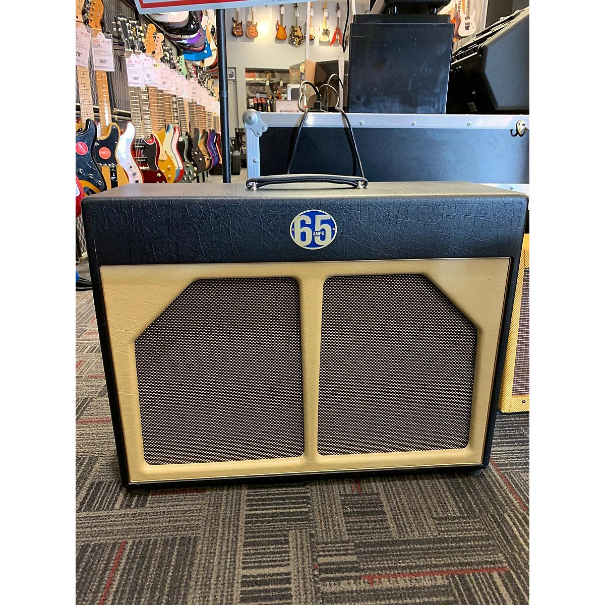65amps Empire 2x12 Guitar Cabinet