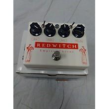Red Witch Empress Chorus Modulation Effect Pedal