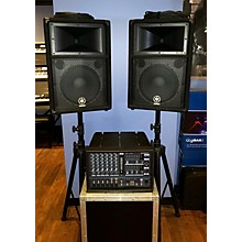 Yamaha Emx66 Complete PA System Sound Package