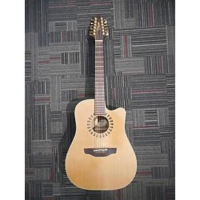 used takamine en12c 12 12 string acoustic guitar guitar center. Black Bedroom Furniture Sets. Home Design Ideas