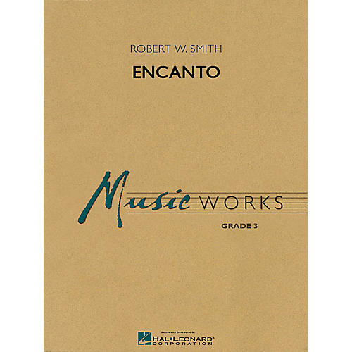 Hal Leonard Encanto Concert Band Level 3 Composed by Robert W. Smith