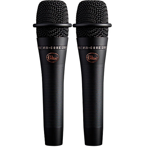 BLUE Encore 200 Dynamic Microphone - Buy One Get One Free