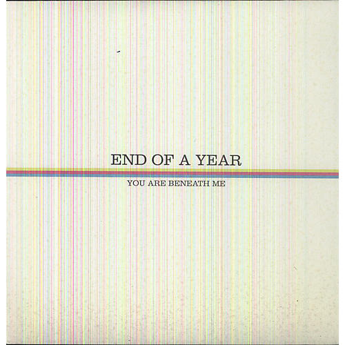 Alliance End of a Year - You Are Beneath Me