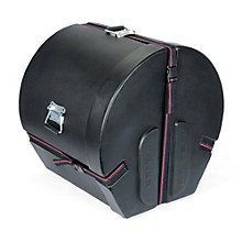Enduro Bass Drum Case Black 16x22