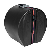 Enduro Floor Tom Drum Case with Foam Black 14x16