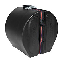 Enduro Floor Tom Drum Case with Foam Black 18x20