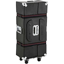 Enduro Hardware Case with Casters Black 36 in.