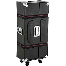 Enduro Hardware Case with Casters Black 45.5 in.