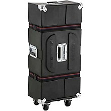 Humes & Berg Enduro Hardware Case with Casters Level 1 Black 30.5 in.