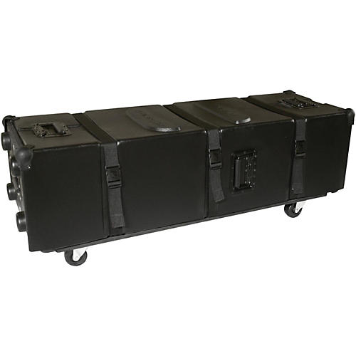 Humes & Berg Enduro Hardware Case with Casters on the Long Side