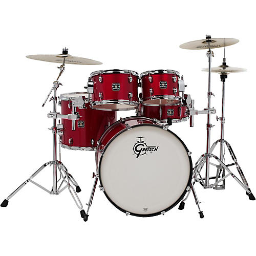 Gretsch Drums Energy 5 Piece Drum Set With Zildjian Cymbals Guitar