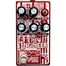 Matthews Effects Engineer Foundational Bass Overdrive Effects Pedal