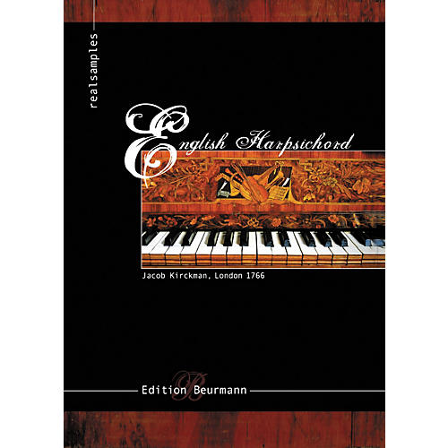 Best Service English Harpsichord Sample Library Software