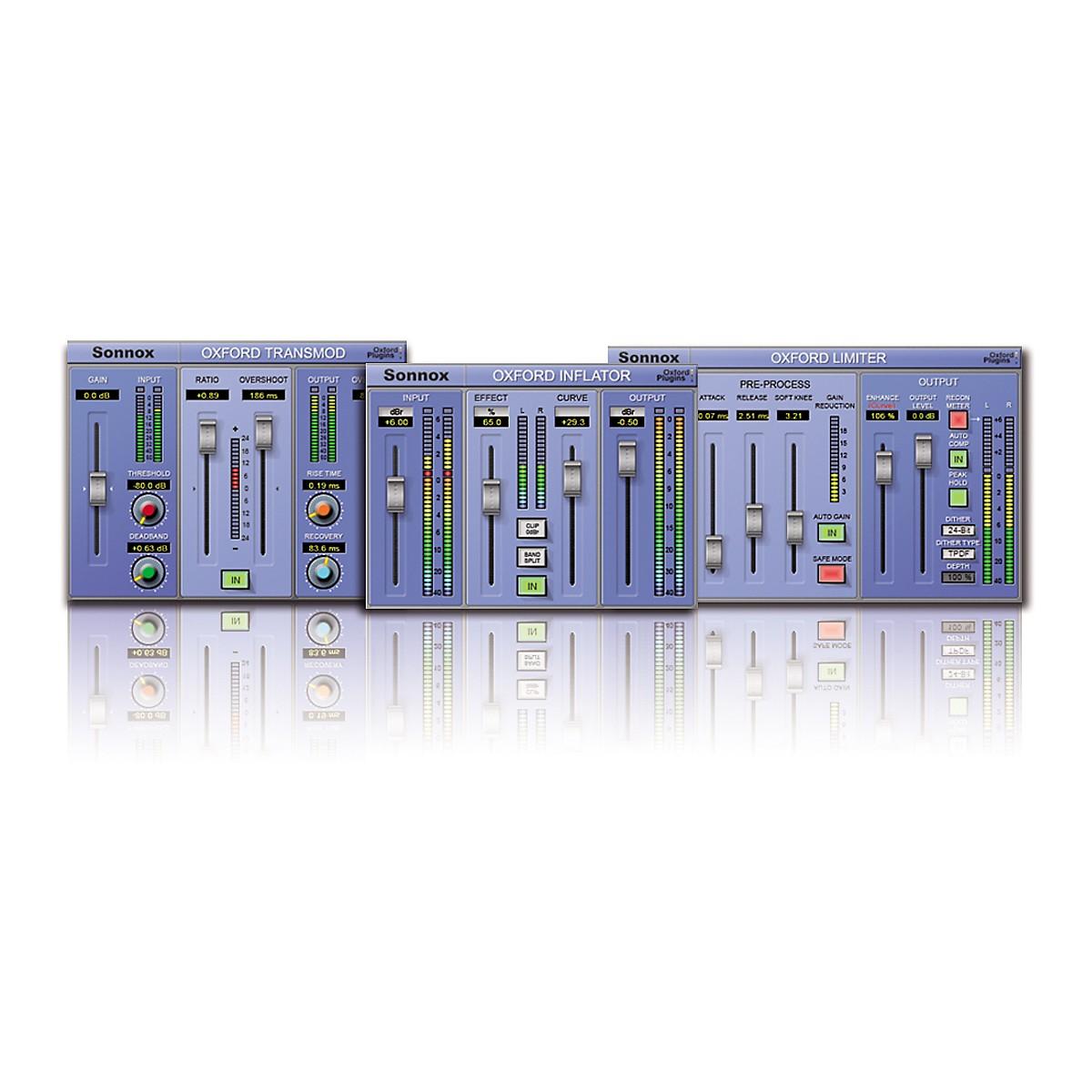 Sonnox Enhance Bundle (HD-HDX) Software Download