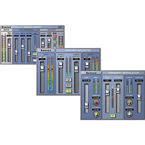 Sonnox Enhance Bundle (Native) Software Download