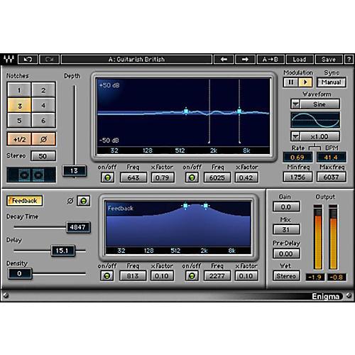 Waves Enigma Native/TDM/SG Software Download