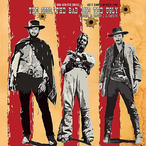 Alliance Ennio Morricone - Good The Bad The Ugly (Original Soundtrack)