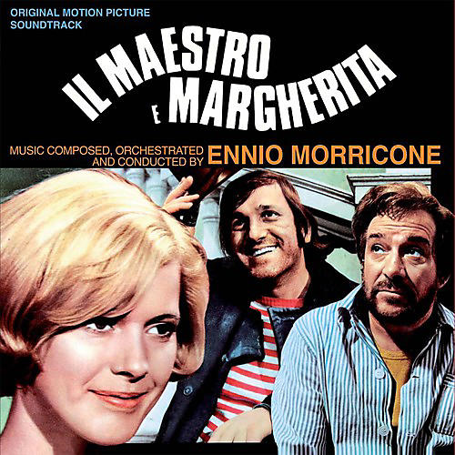 Alliance Ennio Morricone - Il Maestro E Margherita (Original Soundtrack)