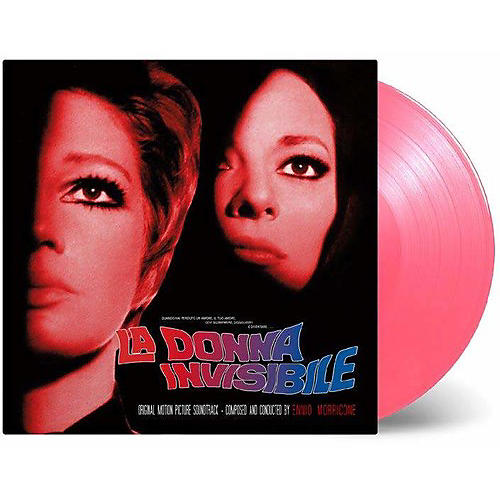 Alliance Ennio Morricone - La Donna Invisibile (The Invisible Woman) (Original Soundtrack)