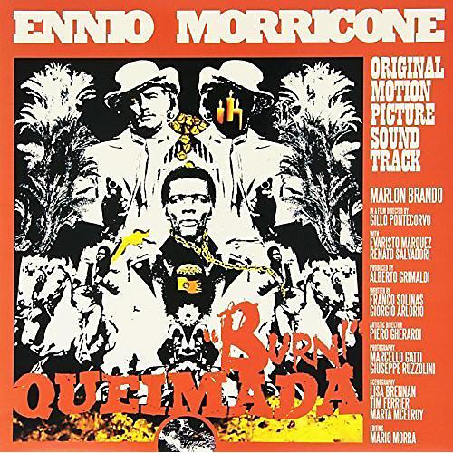 Alliance Ennio Morricone - Queimada (Original Soundtrack)