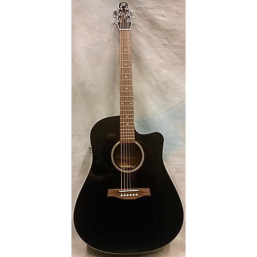 Seagull Entourage Cw Acoustic Electric Guitar