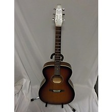Seagull Entourage Rustic Concert Hall A/E Acoustic Electric Guitar