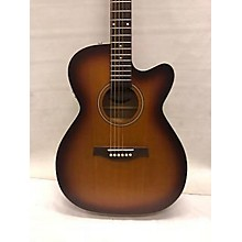 Seagull Entourage Rustic Concert Hall Ctwy Acoustic Electric Guitar