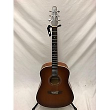 Seagull Entourage Rustic Left Handed Acoustic Guitar