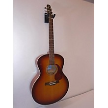 Seagull Entourage Rustic Mini Jumbo Acoustic Guitar