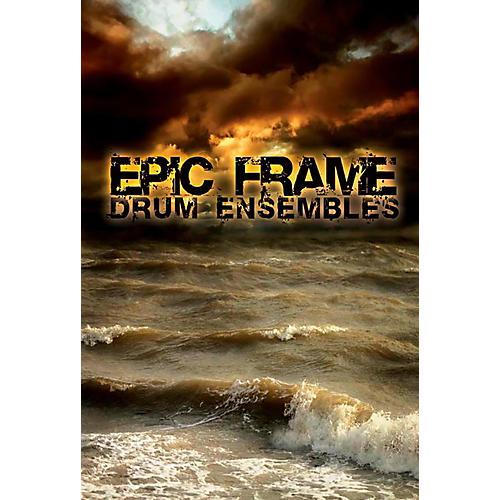 8DIO Productions Epic Frame Drum Ensemble