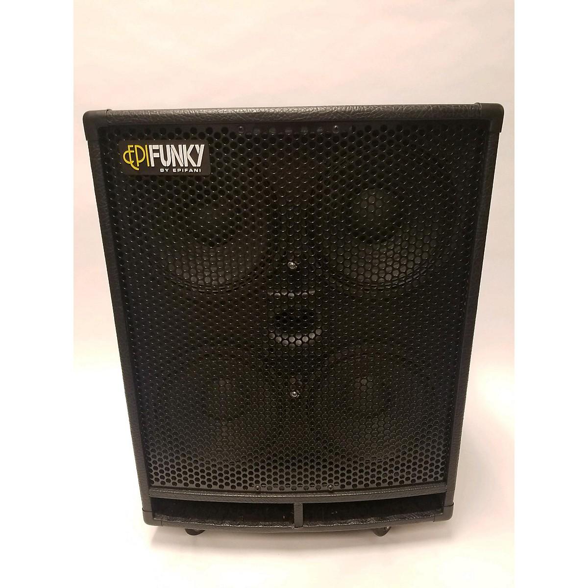 Epifani Epifunky 4x10 Bass Cabinet