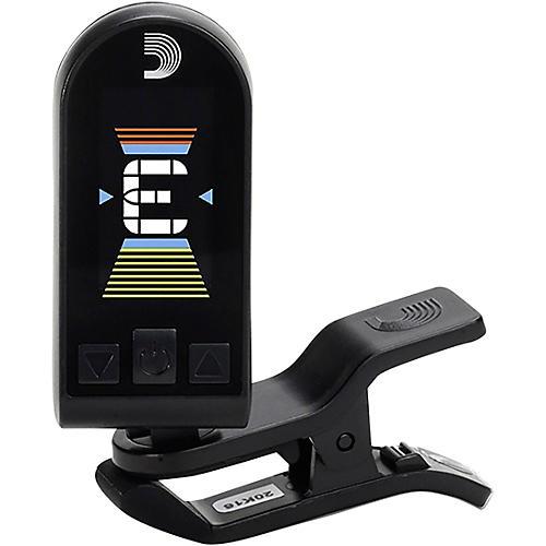 D'Addario Equinox USB Rechargeable Headstock Tuner