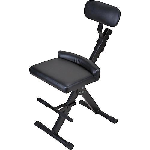 Proline Ergonomic Keyboard Chair Black Guitar Center