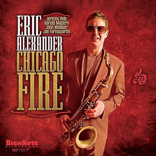 Alliance Eric Alexander - Chicago Fire