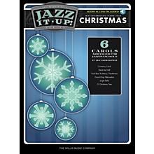 Willis Music Eric Baumgartner's Jazz It Up! - Christmas - Book/CD Willis Series (Level Mid-Inter)
