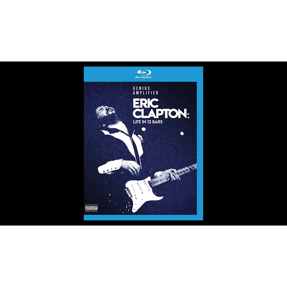 Universal Music Group Eric Clapton - Life In 12 Bars Blu-ray