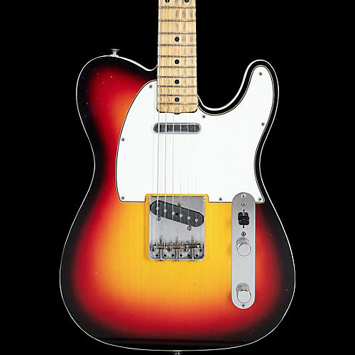 Fender Custom Shop Eric Clapton Crossroads Blind Faith Telecaster Electric Guitar by Todd Krause